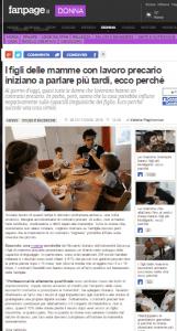 Donna fan page 161x300 - Rassegna Stampa